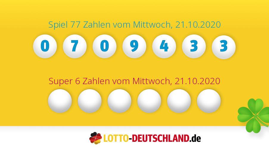 Lotto Deutschland Ergebnisse