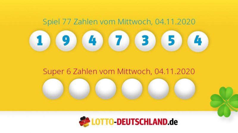 Lottozahlen Vom 11.04