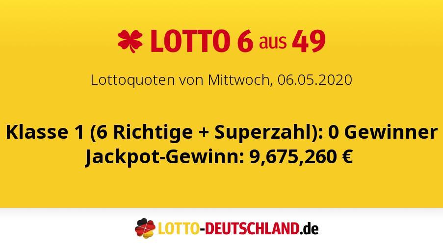 Lotto Mittwoch 2020