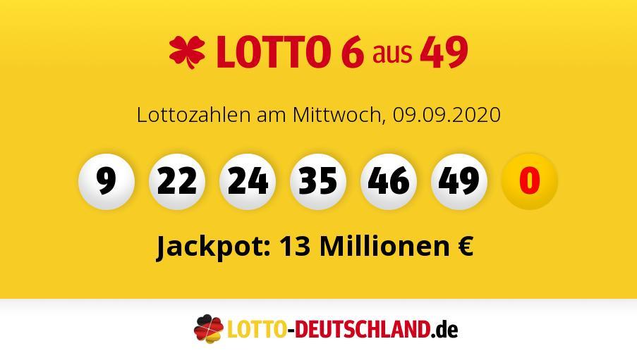 Euro Lottozahlen Deutschland