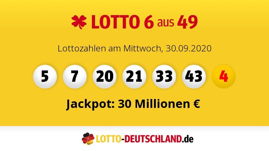 Lottozahlen Online Spielen